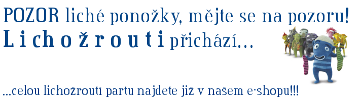 Lichožrouti - Ponožkožrout.cz - ponožky 8984056d4c