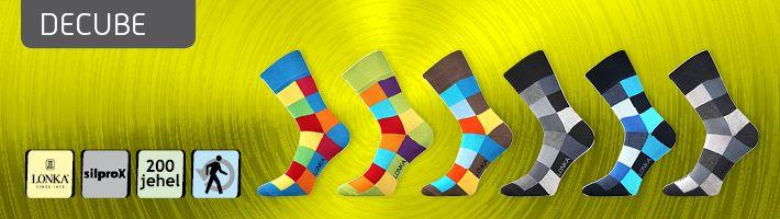 d006685b8ad CRAZY - barevné ponožky - Ponožkožrout.cz - ponožky