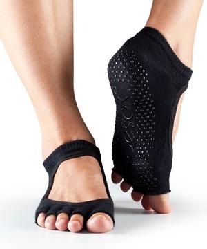 BELLA nízké bezprstové ponožky ToeSox