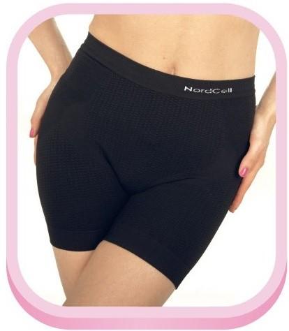 Anticelulitidní dámské krátké stahovací kalhoty Nordcell