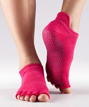 LOW RISE nízké bezprstové ponožky ToeSox