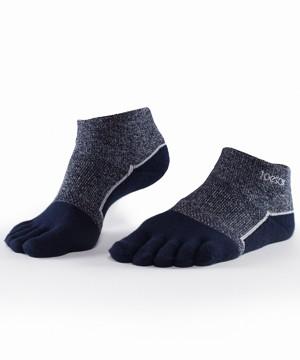 MEDIUMWEIGHT ANKLE sportovní prstové ponožky ToeSox