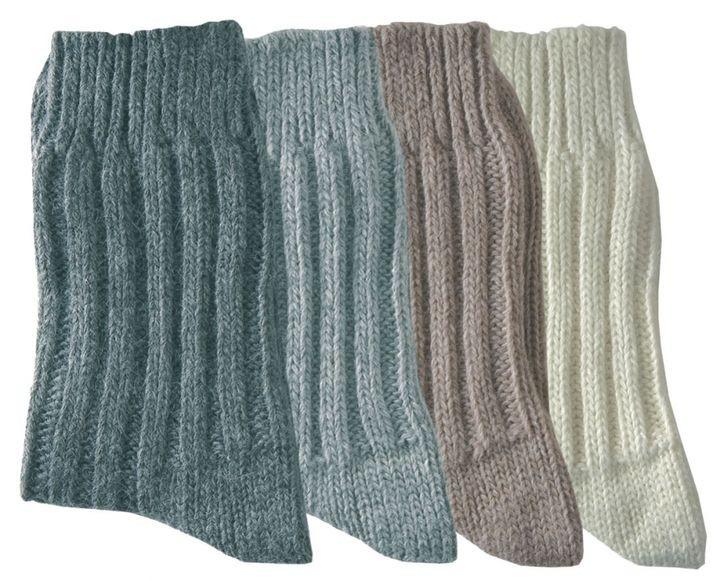 Super teplé vlněné ponožky RS