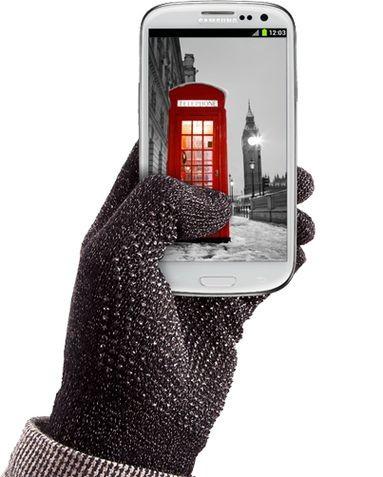 Luxusní rukavice pro dotykové displeje
