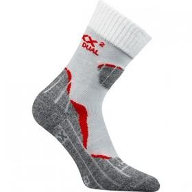 DUALIX merino dvouvrstvé outdoorové ponožky se stříbrem Voxx ... 789390dc23
