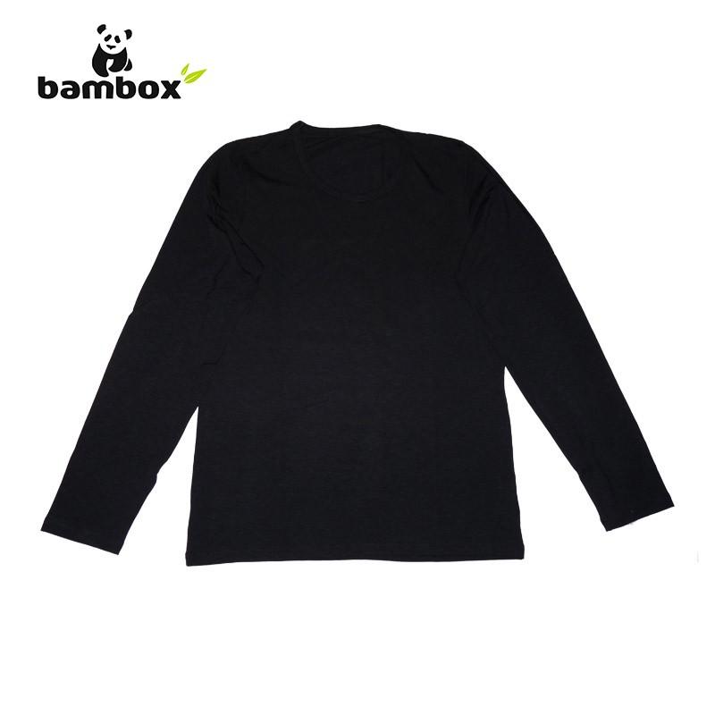 WOMEN bambusové dámské triko dlouhý rukáv BAMBOX