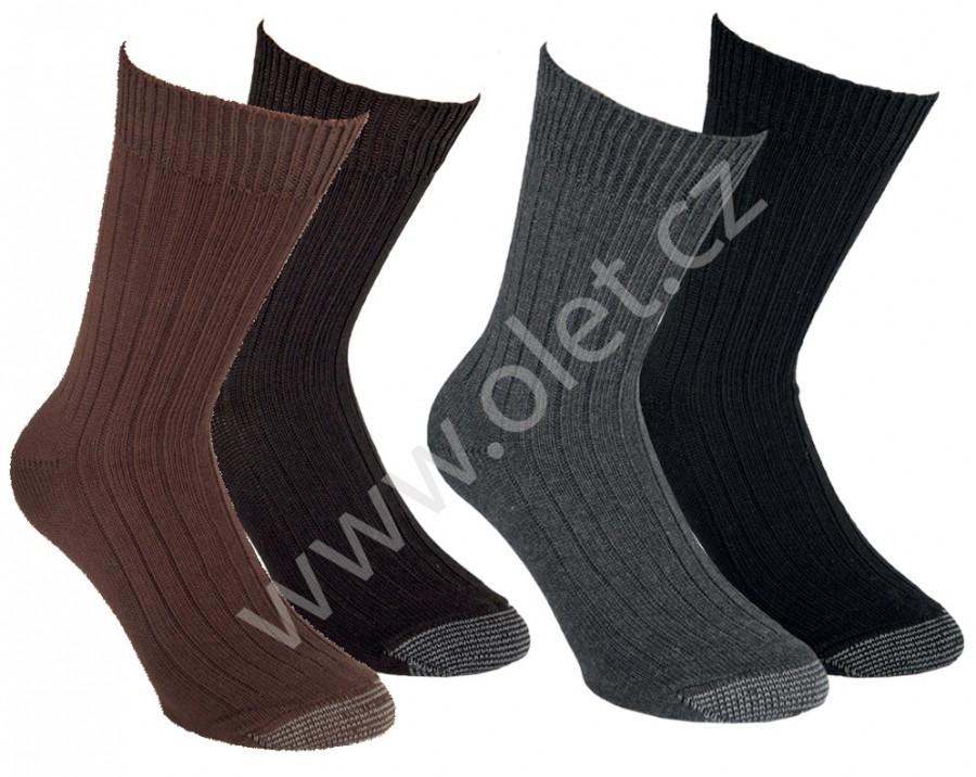 Vysoce kvalitní pánské ponožky RS