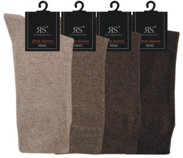 Pánské zdravotní bavlněné ponožky RS