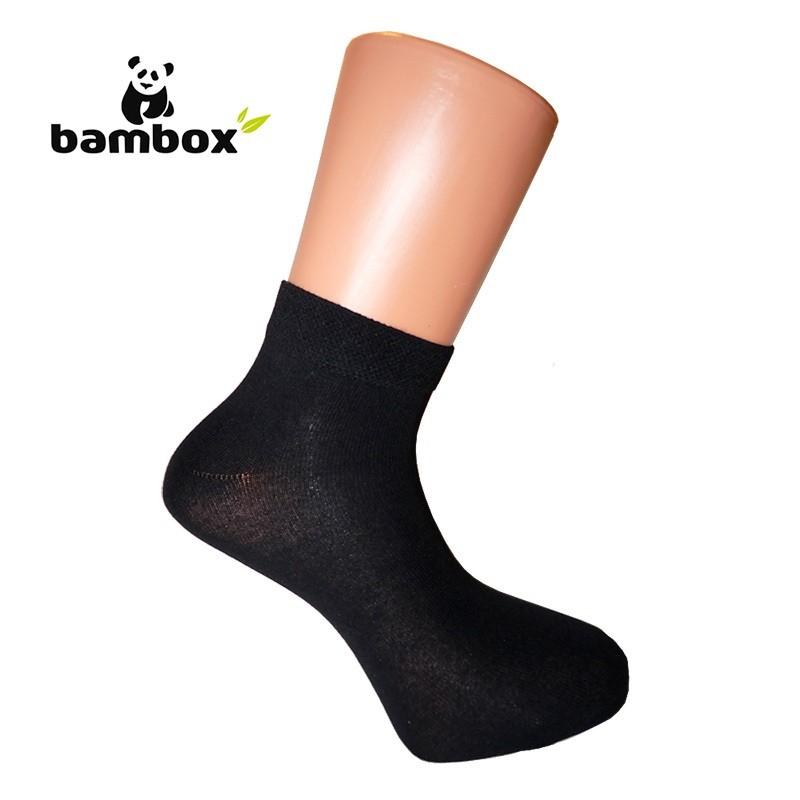 ANKLE snížené bambusové ponožky BAMBOX