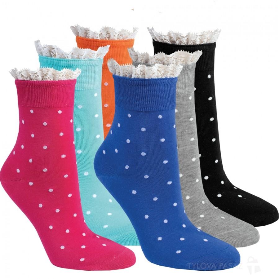 Elegantní dámské ponožky RS