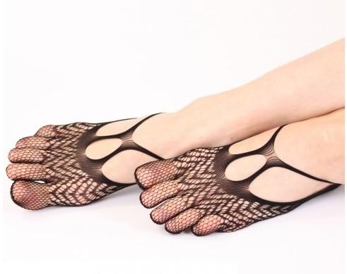Anklet X-String prstové silon ponožky ToeToe