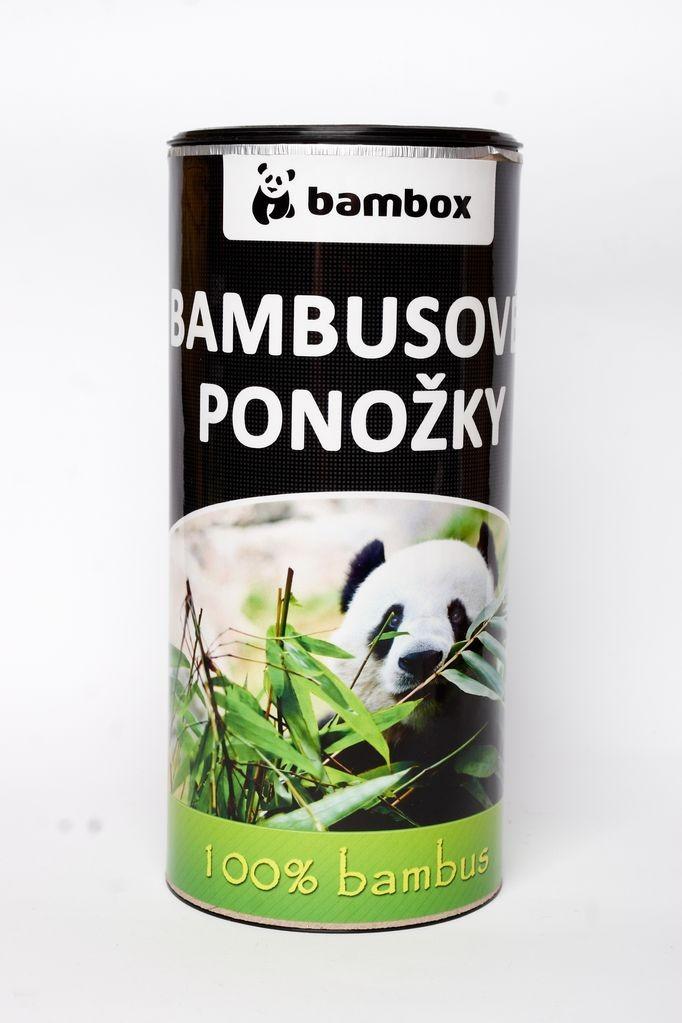 MEGA pack nízke bambusové ponožky - 12párů