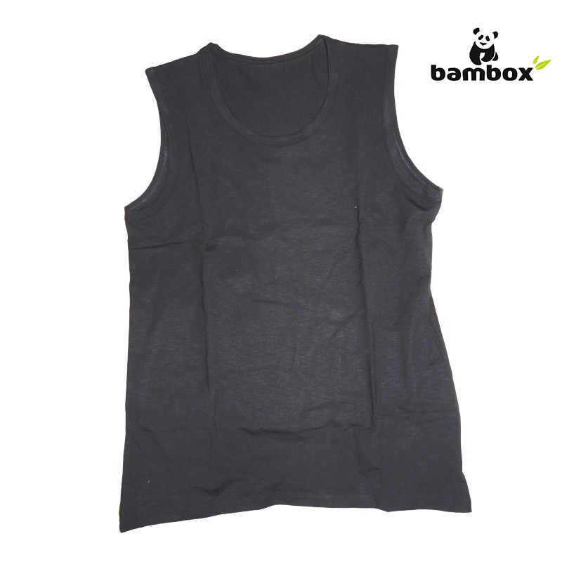 SCAMPOLO bambusové funkční triko bez rukávu BAMBOX