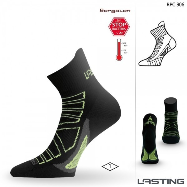 a5751381855 RPC běžecké ponožky Lasting - Ponožkožrout.cz - ponožky