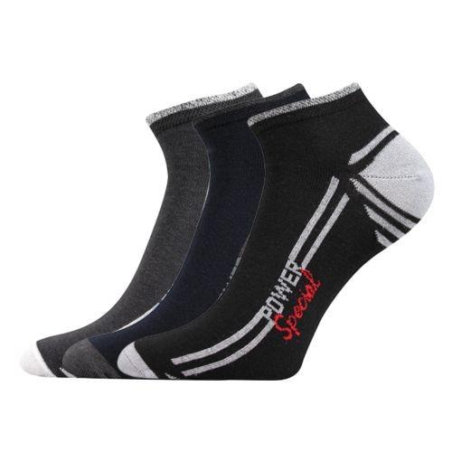 PIKI 27 kotníčkové ponožky Boma