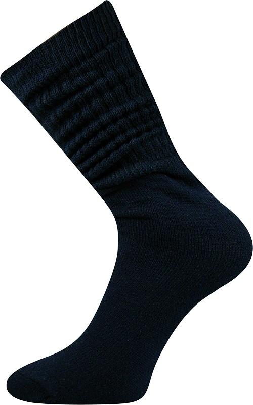 AEROBIC dámské shrnovací froté ponožky Boma