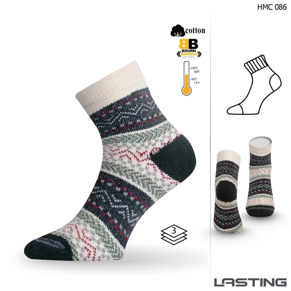 HMC zimní trekové ponožky Lasting