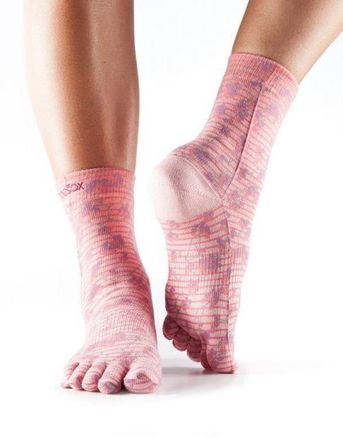 CASUAL CREW prstové ponožky ToeSox