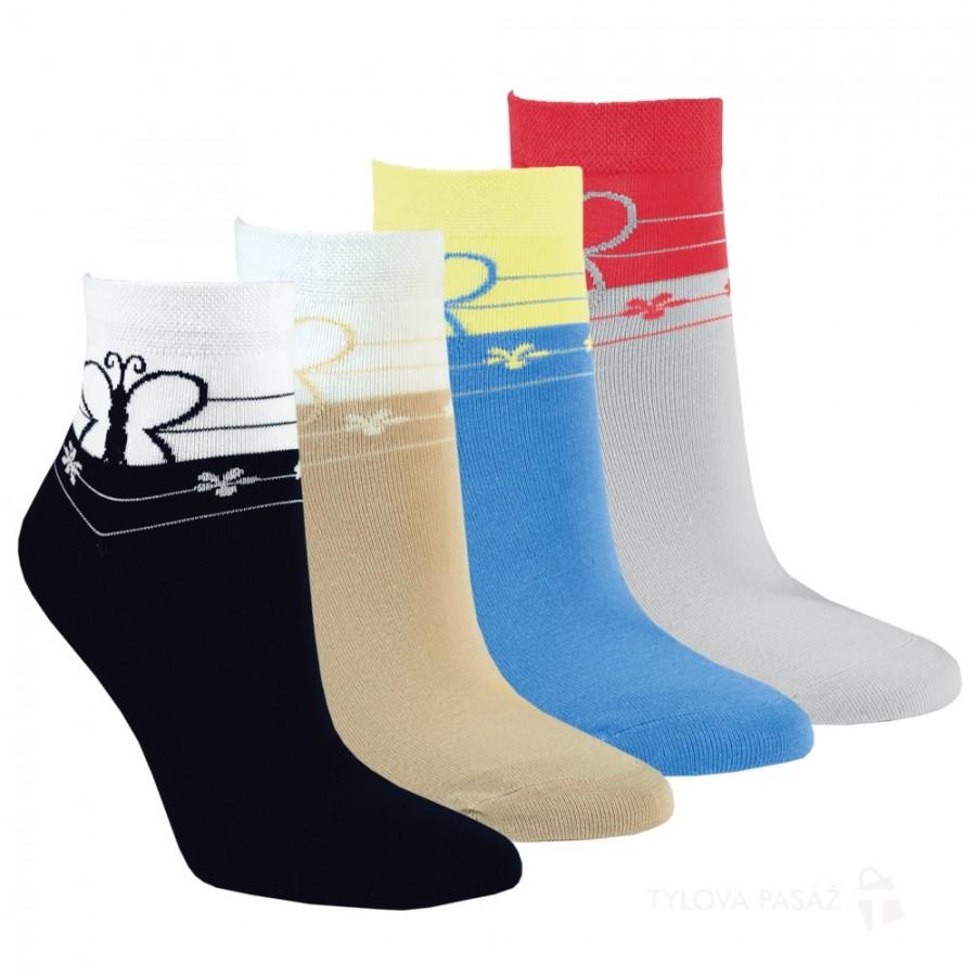 Dámské kotníkové ponožky RS