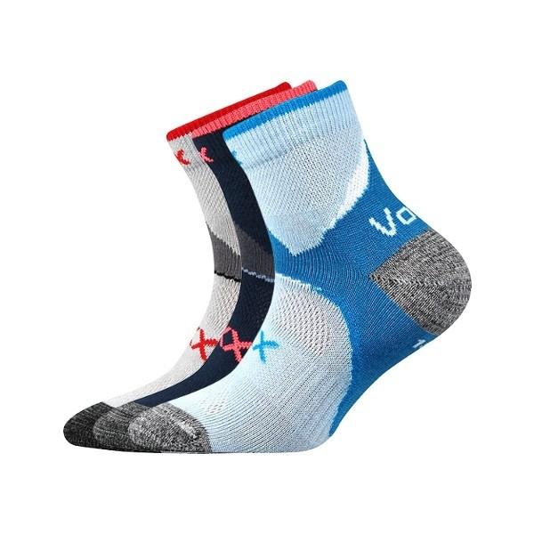 MAXTERIK dětské antibakteriální snížené ponožky se stříbrem Voxx ... 722df927e9