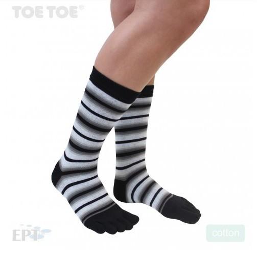 MEN FASHION prstové ponožky ToeToe