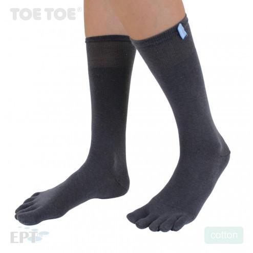 MEN PLAIN prstové ponožky ToeToe