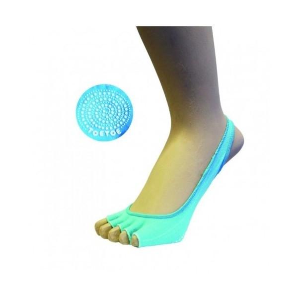 e987f4d4c8d ... SOLE OPEN bezprstové joga ABS protiskluzové ponožky ToeToe ...