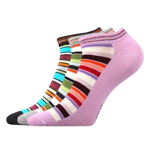 PIKI 28 kotníčkové ponožky Boma