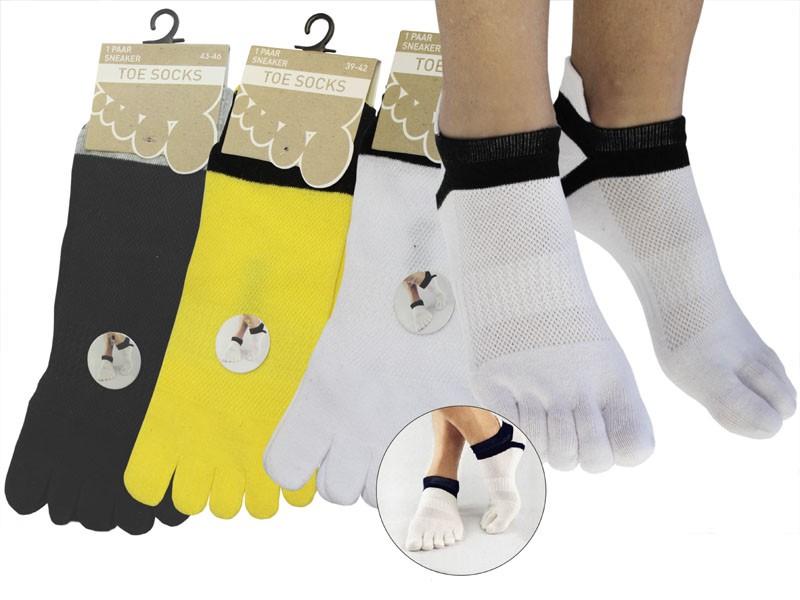 FOOT prstové kotníkové ponožky