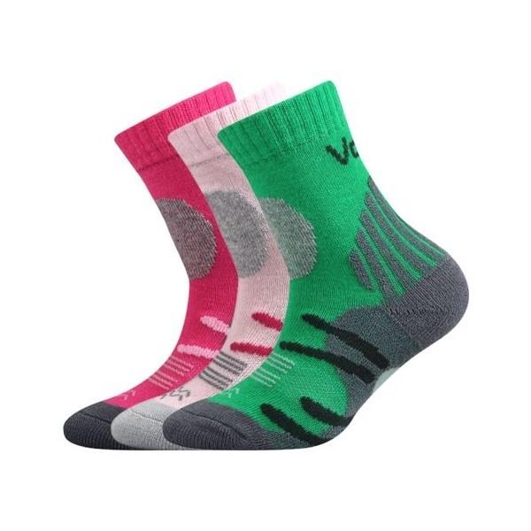 HORALIK dětské trekové antibakteriální ponožky se stříbrem Voxx ... 20ac7a54f8