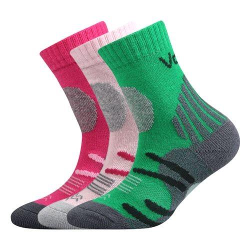 HORALIK dětské outdoorové ponožky Voxx - HOLKA