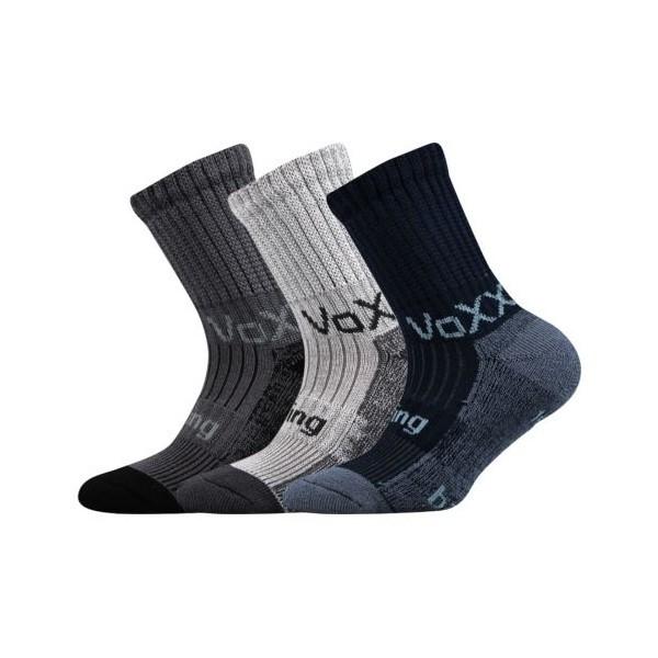 BOMBERIK dětské antibakteriální bambusové ponožky Voxx - KLUK ... f3c12545e6
