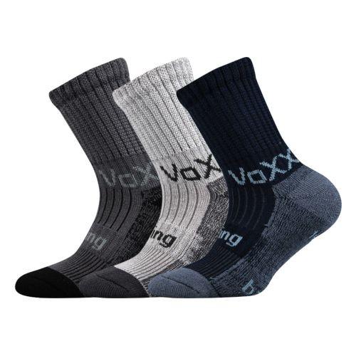 BOMBERIK dětské bambusové ponožky Voxx - KLUK