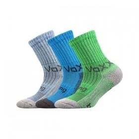 64718830f00 BOMBERIK dětské antibakteriální bambusové ponožky Voxx - UNI ...