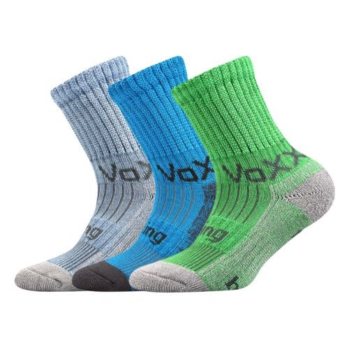 BOMBERIK dětské bambusové ponožky Voxx - UNI