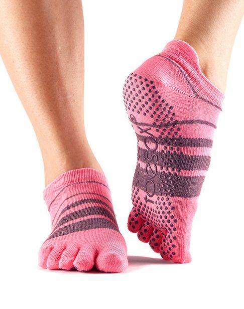 LOW RISE nízké prstové ponožky ToeSox - NEW