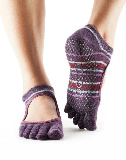 BELLA nízké prstové ponožky ToeSox - NEW