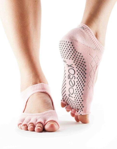 BELLA nízké bezprstové ponožky ToeSox - NEW