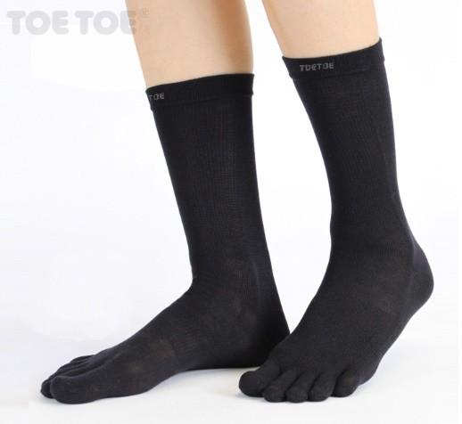 WOOL luxusní vlněné prstové ponožky ToeToe