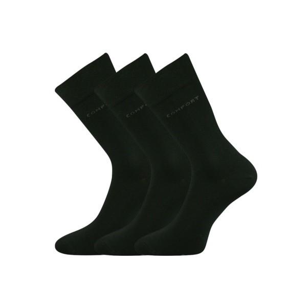 d7738ce8dbc COMFORT pánské společenské jednobarevné ponožky BOMA - Ponožkožrout ...