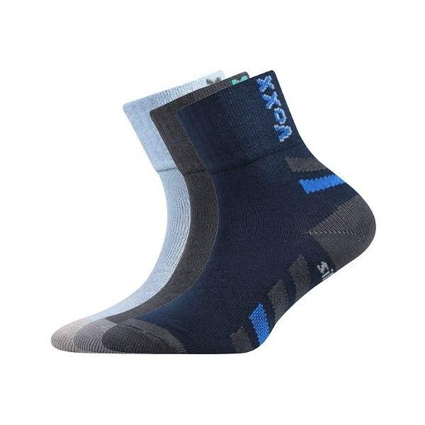 MAIK dětské antibakteriální ponožky se stříbrem Voxx - Ponožkožrout ... a0b41cb35e