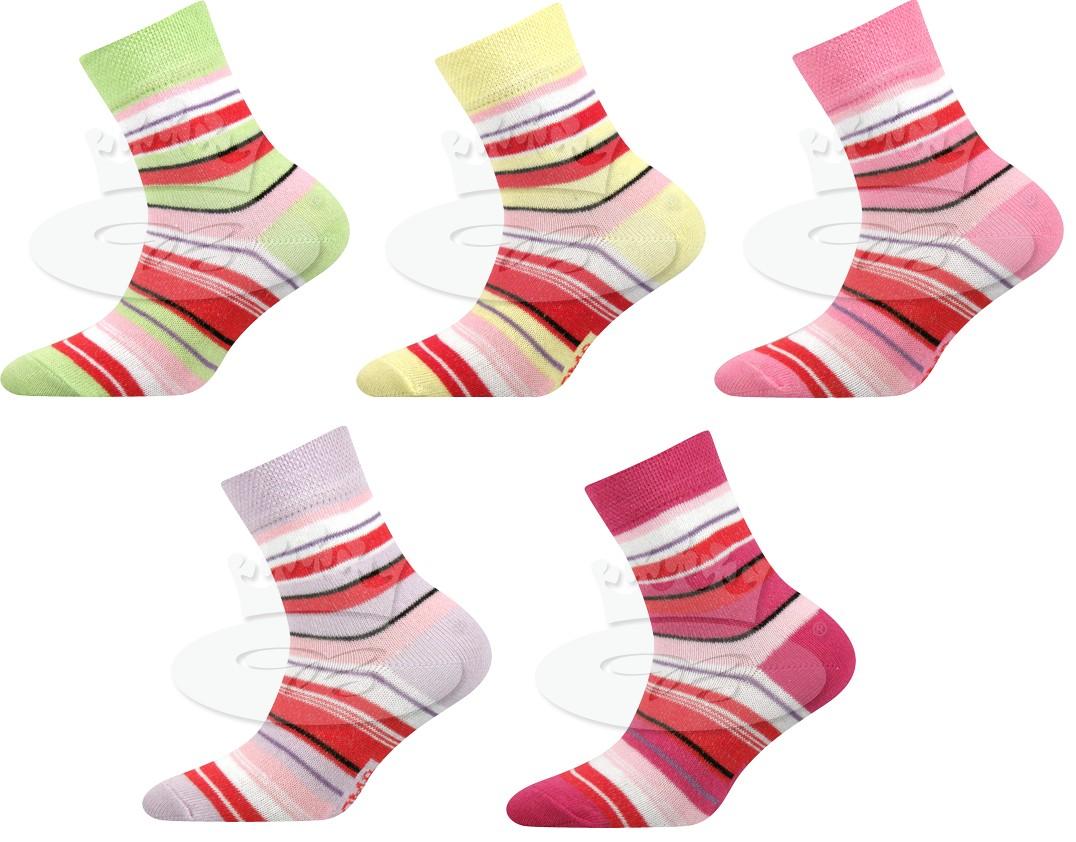 PROFA dětské klasické ponožky Boma