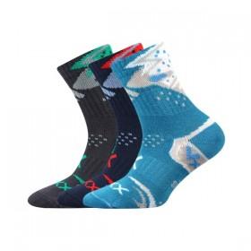 ALKIK dětské antibakteriální sportovní ponožky se stříbrem Voxx ... 7bb318169c