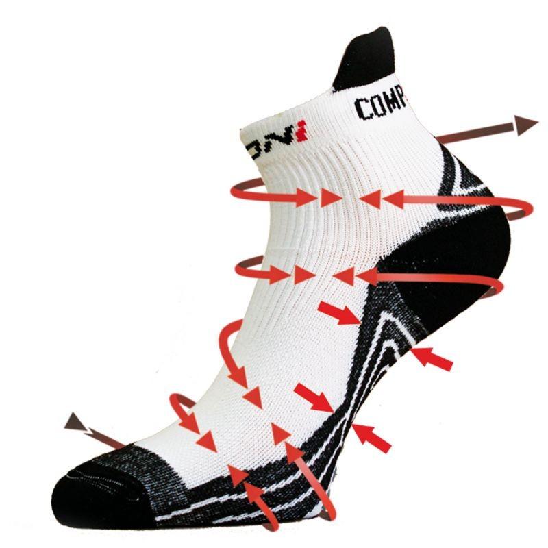 BS25 kompresní ponožky Lasting