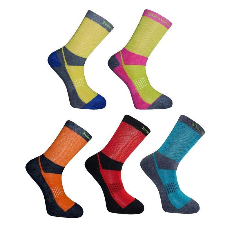 BX-3 RESIST FUN bambusové ponožky BAMBOX