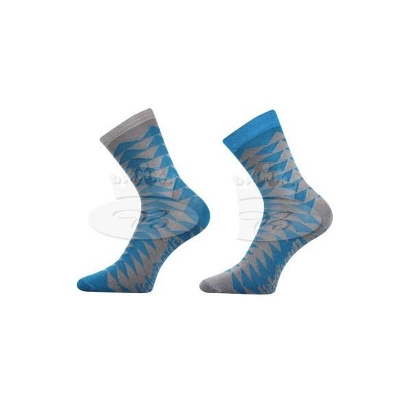 d8d5f8a9d48 Li003P barevné ponožky k filmu Lichožrouti - TROJÚHELNÍKY ...