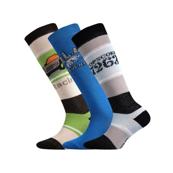 Bivoj 11 dětské podkolenky - KLUK - Ponožkožrout.cz - ponožky ... 3c9551b3a8