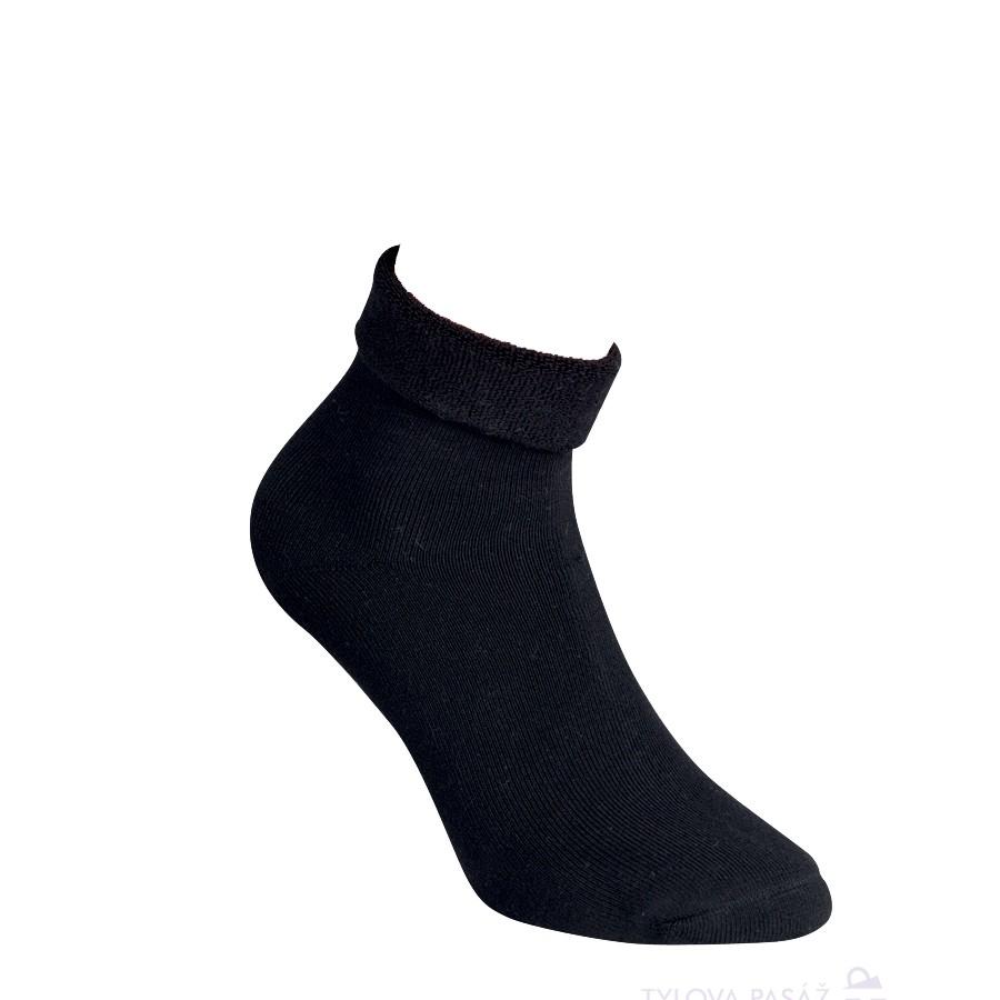 Dámské luxusní bambusové froté ponožky RS