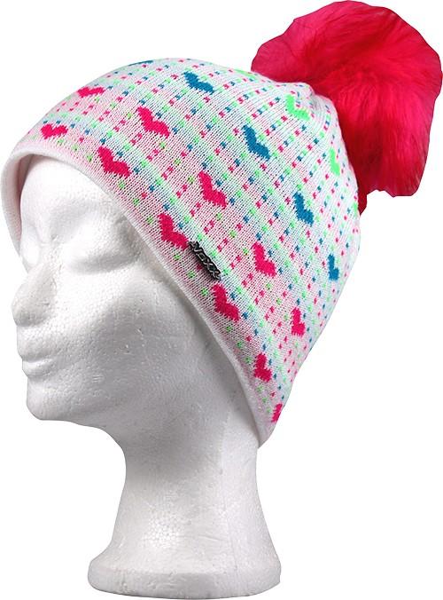 FIESTA dětská pletená čepice Voxx