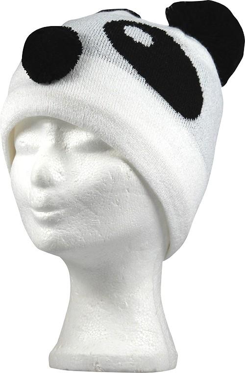 PANDAS dětská pletená čepice Voxx